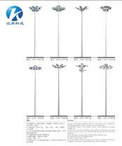 湖南张家界厂家生产升降式高杆灯广场园区照明