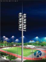 湖北恩施厂家生产升降式高杆灯广场园区照明