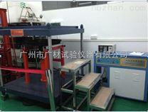 廣材微機控製電液伺服井蓋壓力試驗機