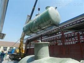 玻璃鋼地埋一體化污水處理設備廠家