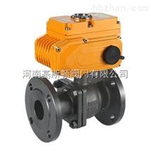Q941F铸钢电动球阀