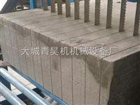 齐全水泥发泡保温板切割机 帮你建厂 指导安装