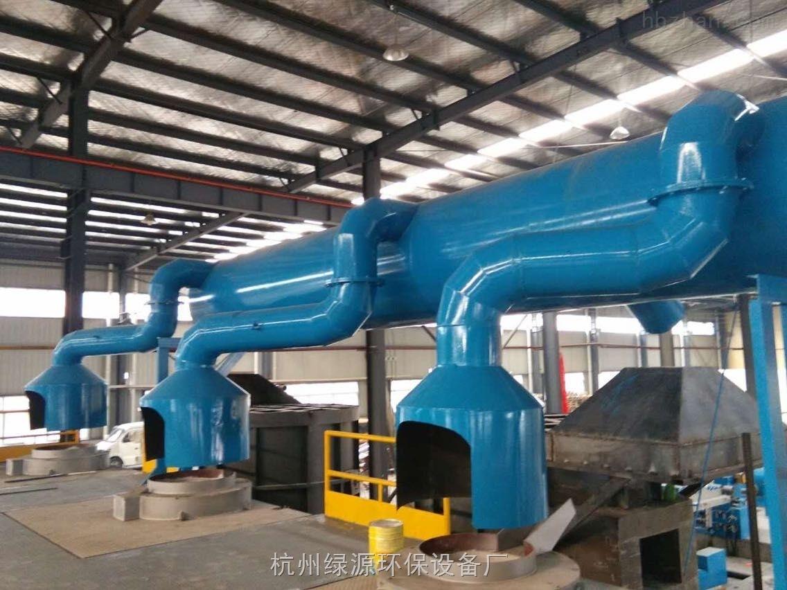 sky-01-有色金属冶炼行业废气处理净化装置