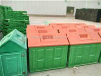 防腐型模压玻璃钢垃圾桶