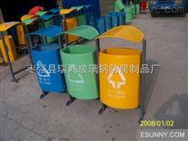 模压玻璃钢垃圾桶