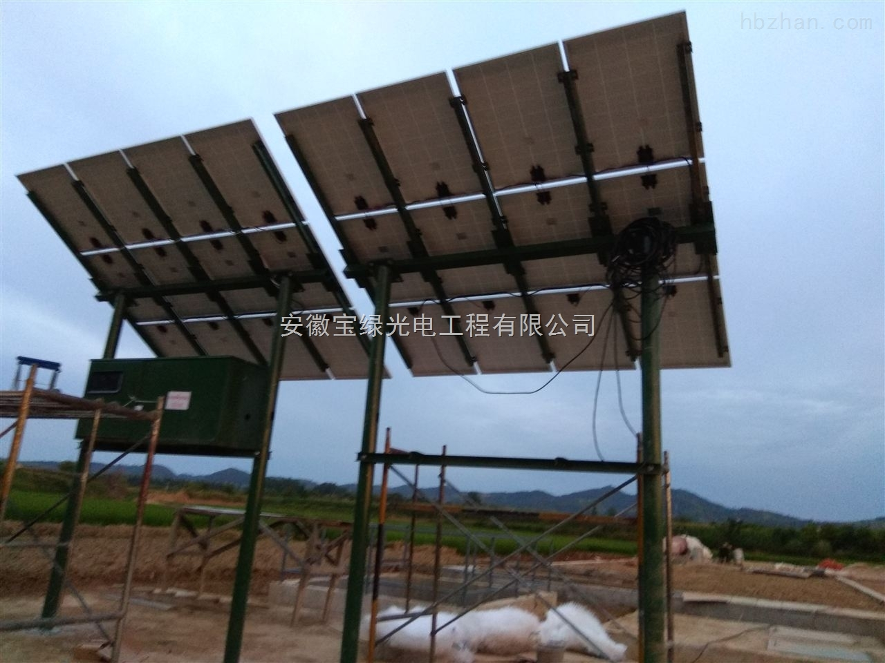 太阳能微动力污水处理机供应