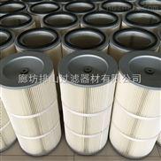 焊烟除尘器滤芯阻燃静电单臂双臂移动式工业焊接烟尘净化器滤筒