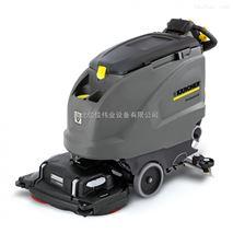 自走式洗地吸幹機