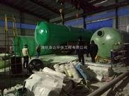 湖南省医院一体化污水处理设备性质稳定