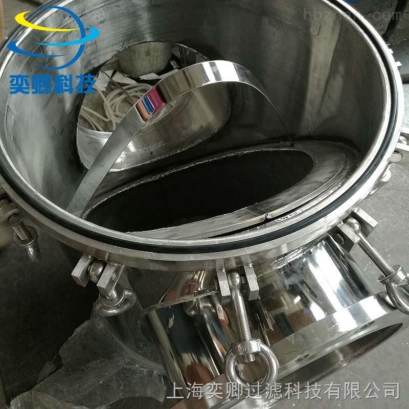 DN350籃式過濾器 PN16 可定制