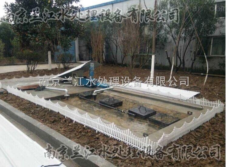 DM学校污水处理一体化系统设备