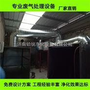 山东印染定型机废气治理方案