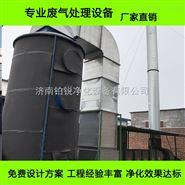 遼寧沈陽樹脂廠廢氣處理系統