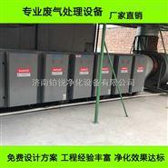 遼寧鞍山工廠車間油煙處理設備