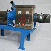 河北厂家固液分离机猪粪处理设备养殖设备