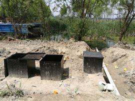 扬州市生活污水处理设备价格