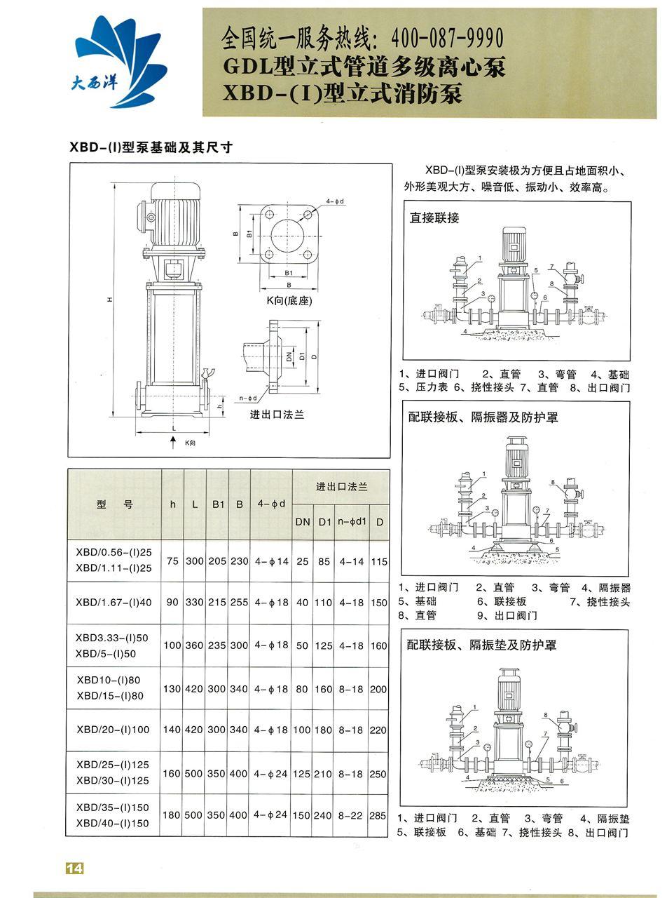 多级离心增益水泵接线方法