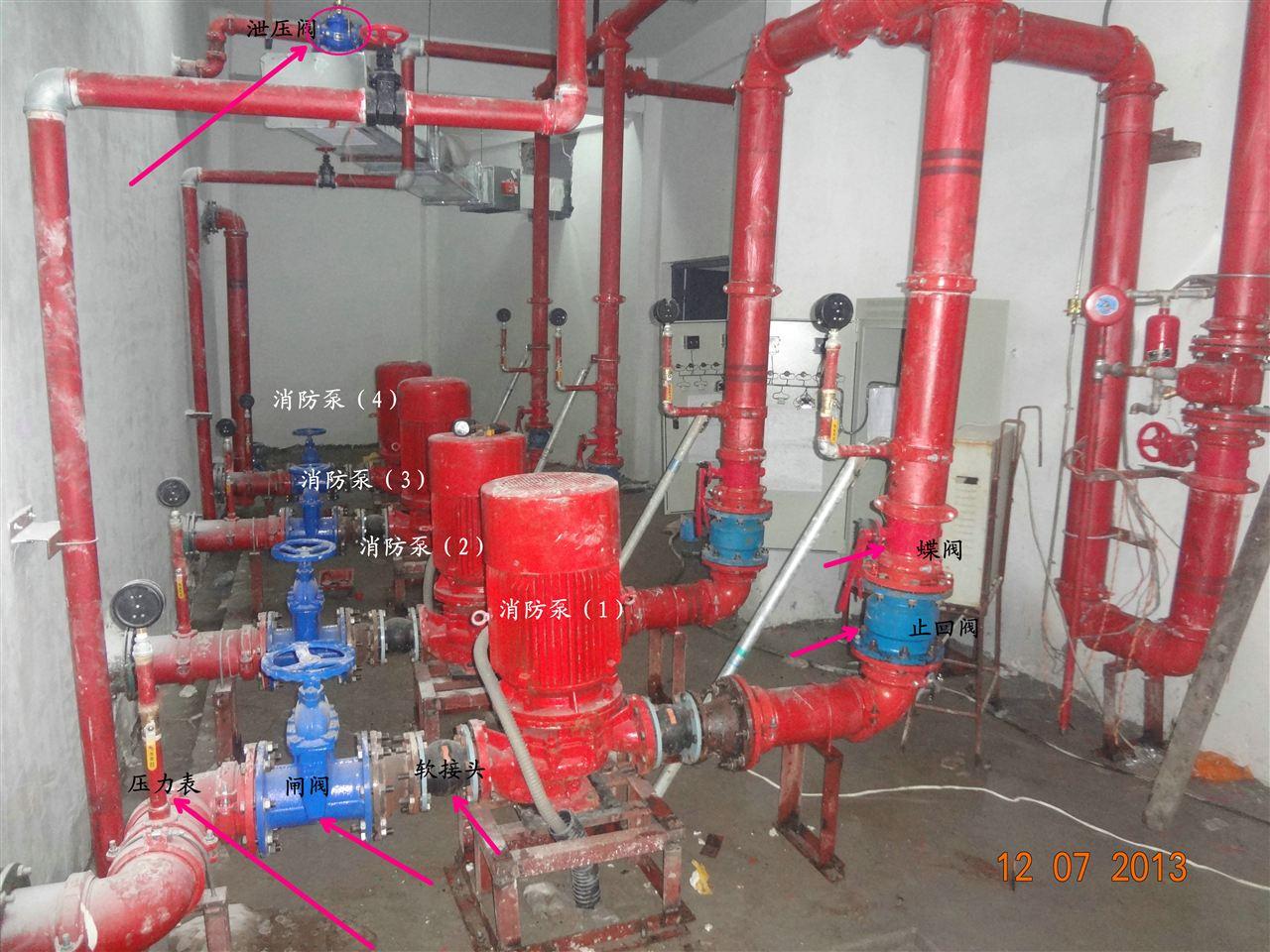 消防水泵安装价格