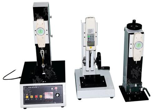 高精度电动单柱测试台
