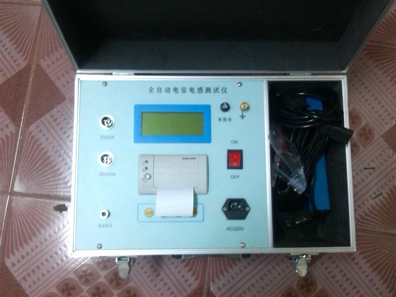 全自动电容电感测试仪/单相电容电感测试仪/精品促销
