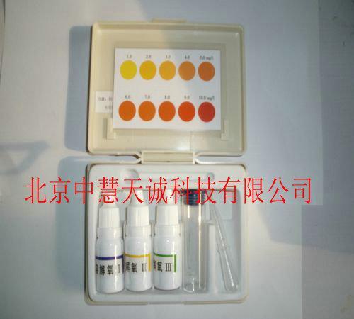 溶解氧比色器采用目视比色法或滴定法测量