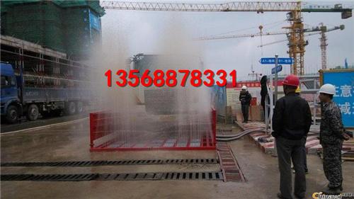 力诚环保设备建筑工地全自动洗车机设备包安装的详细描述