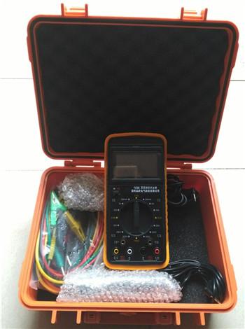 双钳数字相位伏安表检测变压器的接线组别,测试二次回路