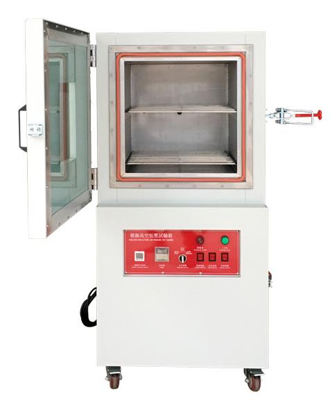 > 锂电池真空烤箱   使用电源:单相 三线 220v 50hz或三相 五线 380v