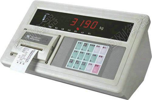 上海耀华称重系统有限公司供应地磅显示器