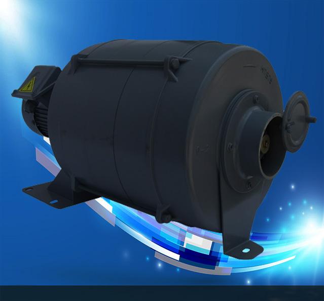 低噪音中压风机HTB200-2002