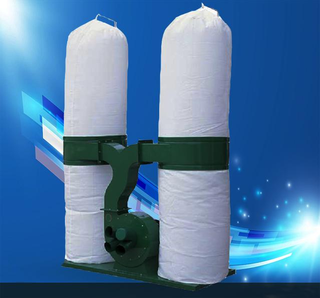 布袋除尘器结构图