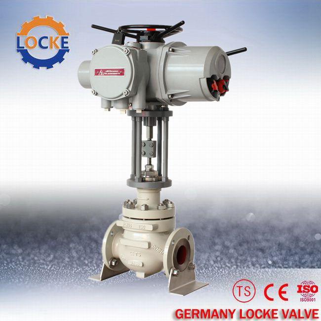 进口电动套筒调节阀(十大品牌)德国洛克图片
