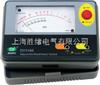 (500V)电子式指针绝缘电阻测试仪DY3165