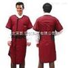 KY1187短袖双面连体射线防护服,X射线防护服(连体含铅当量0.35mmpb)