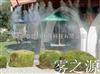福建厦门阳光生态餐厅喷雾降温